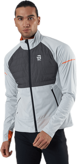 Challenge Jacket White/Grey