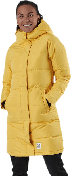 Kyte Parka Yellow
