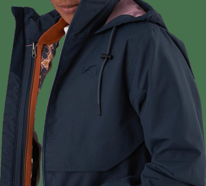 Raundalen L Jacket Blue