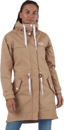 Rokne Parka Brown