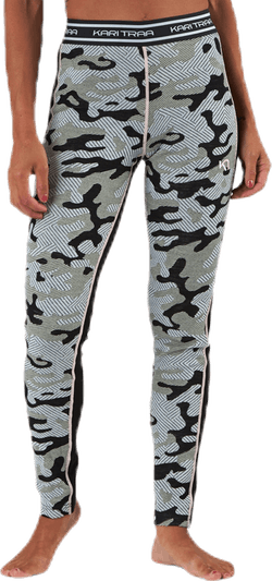 Kongle Pant Patterned/Beige
