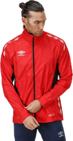 UX-1 Training Jacket White/Red