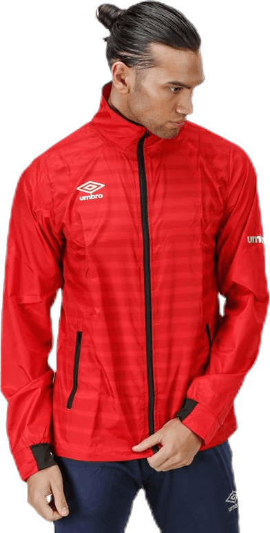 Sublime Training Jacket Red