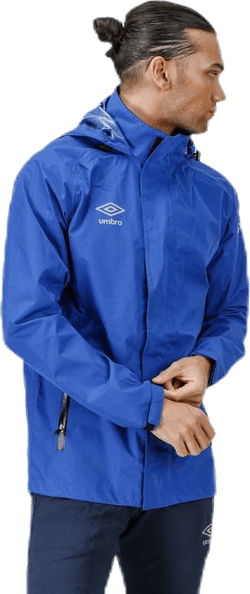 Core Rain Jacket Blue