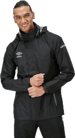 Core Rain Jacket Black