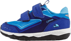 Evanger Low Gore-Tex Blue