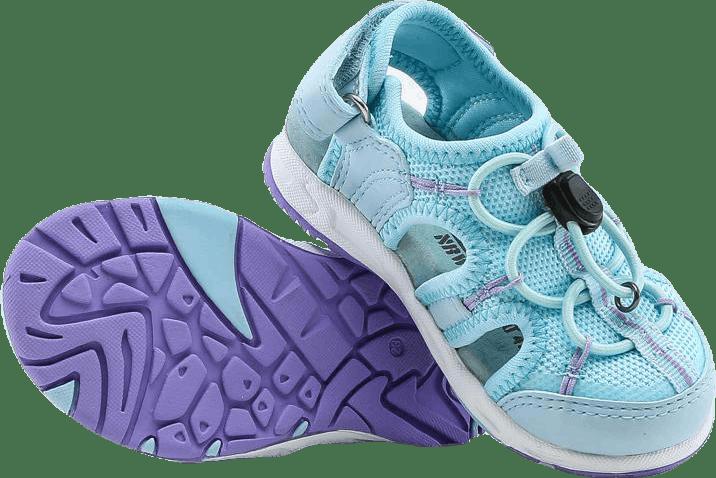 Thrill II Kids Blue/Purple
