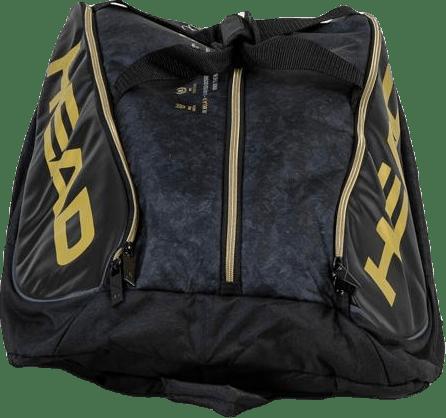 Bela X Bag Black/Gold