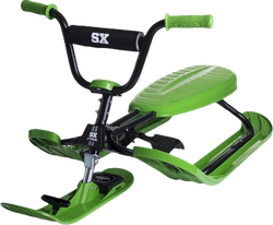 Snowracer Curve SX Color Pro Black/Green