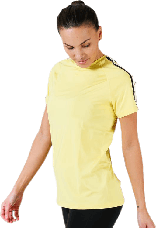Alyssa Poly Jersey Yellow