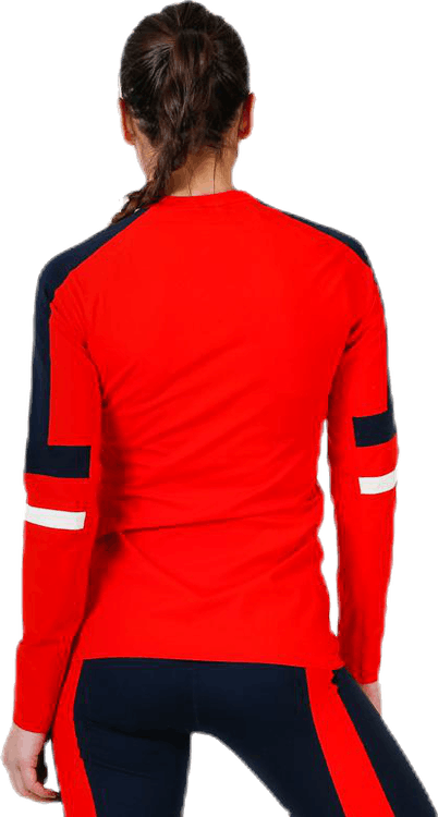 Anick Compression Poly Red