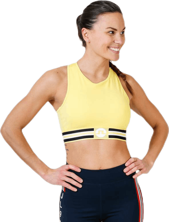 Alexis Compression Poly Yellow