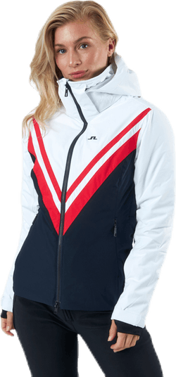 Shannon Ski Jacket Red