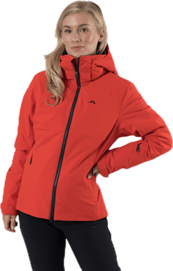 Tracy Ski Jacket Red