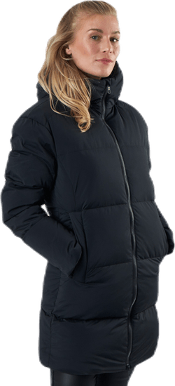 Radiator Down Parka Black