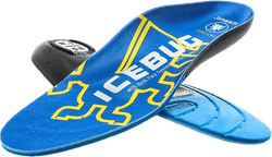 Insoles Fat High Blue