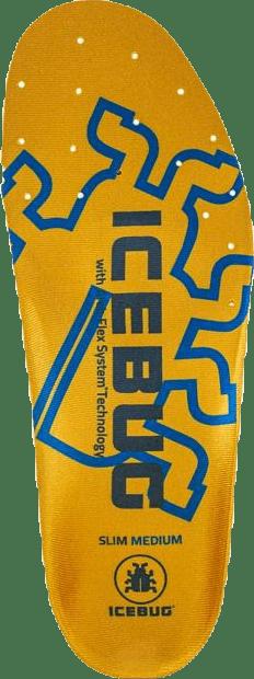 Insoles Slim Medium Yellow