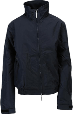 Ridning Jacket Club Jr Blue