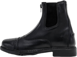 Riding Shoe Syntetic Black