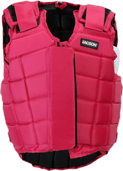 Safety Vest Jr Pink