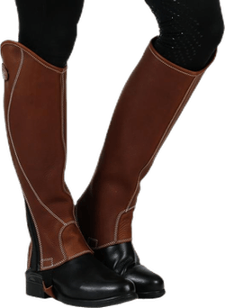 Shortchaps Santiani Wide Brown