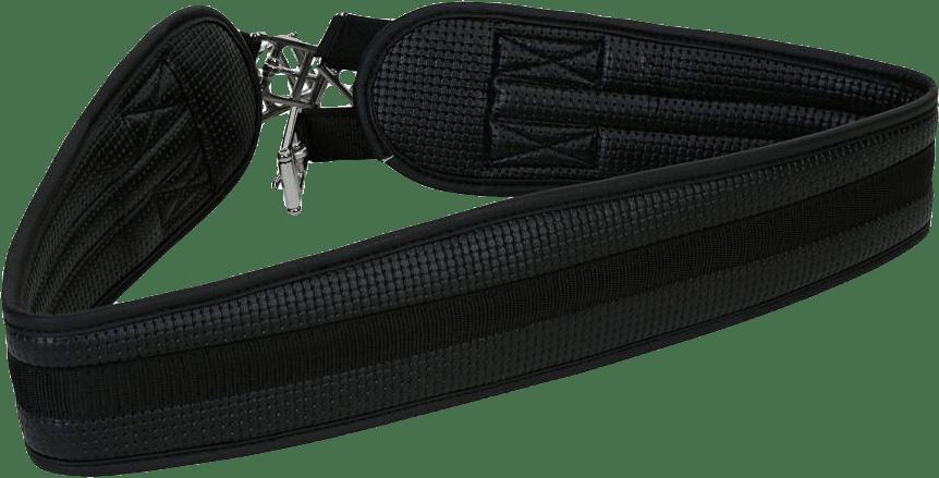 Sadelgjord Neopren Black