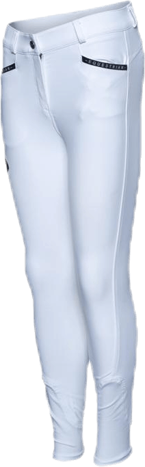Hedvig Knee Grip Breeches White
