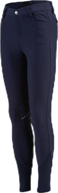 Henry Knee Grip Breeches Blue