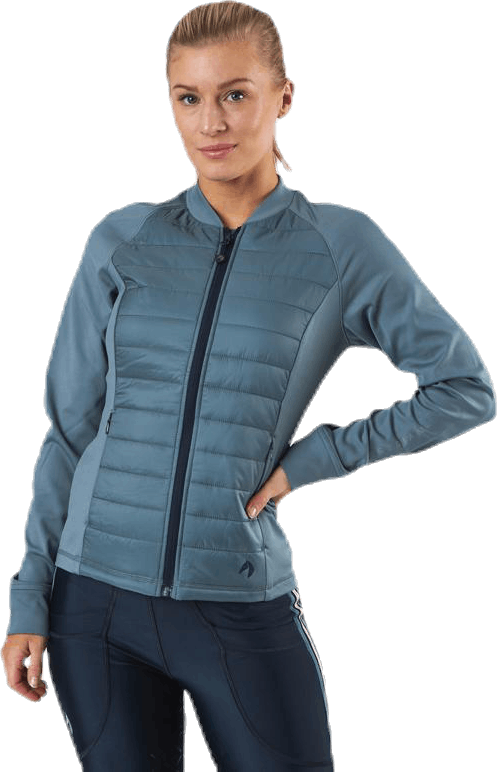 Hollie Hybrid jacket Blue