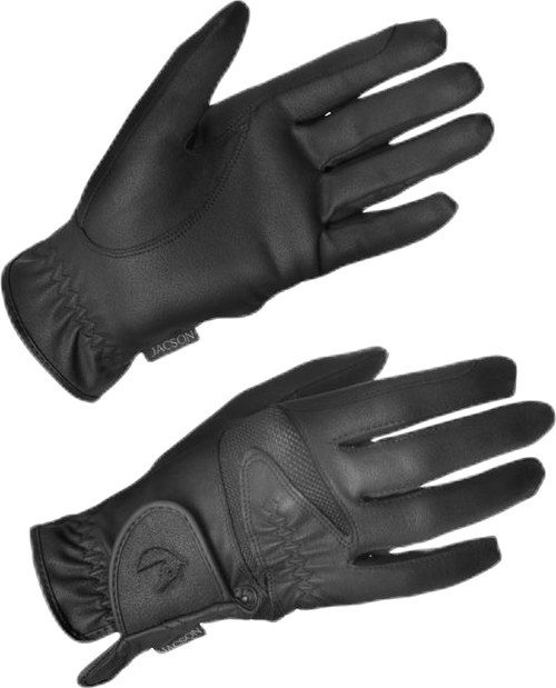 Montreal Riding Gloves Black