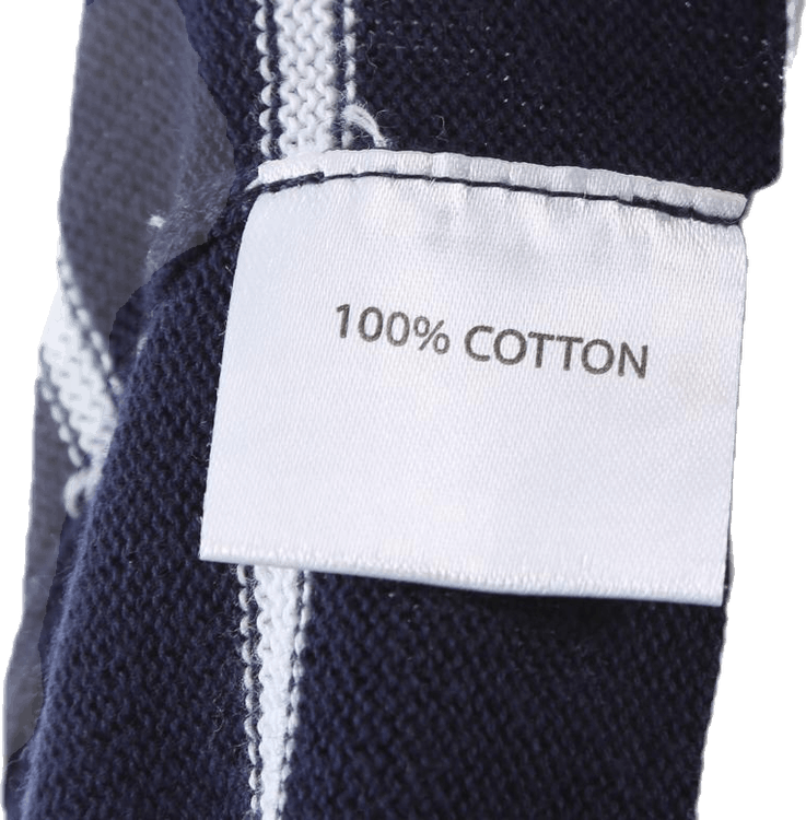 Väjern Knitted Cardigan Blue/Patterned