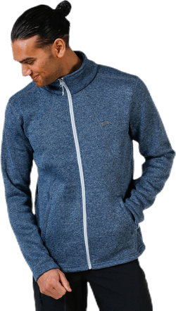 Lustebo Fleece Blue