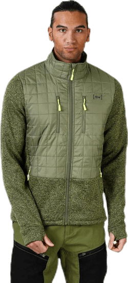 RBW  Hydridjacket Green