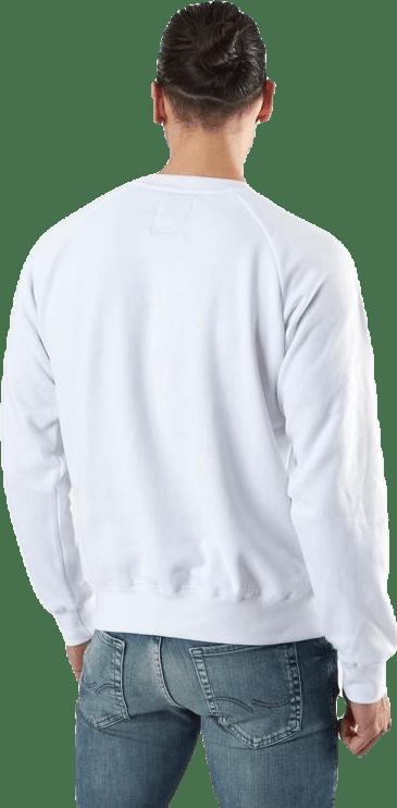 Tuscaloosa Sweater White