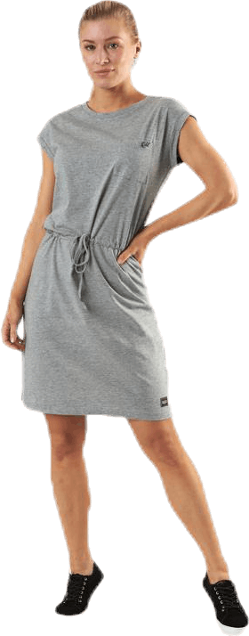 Bellevue Dress Grey