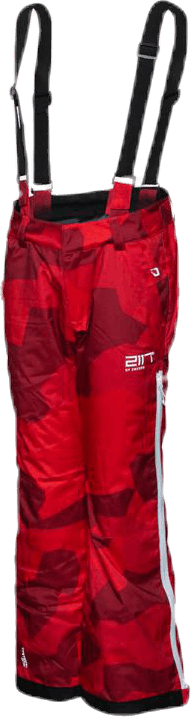 Nyköping Jr Alpine Pants Red