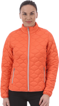 Lab Lady Jacket Orange