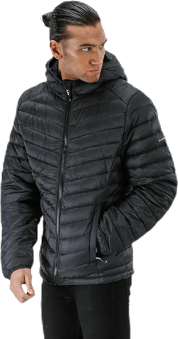 Levy Jacket Black