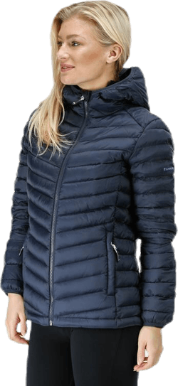Levy Lady Jacket Blue