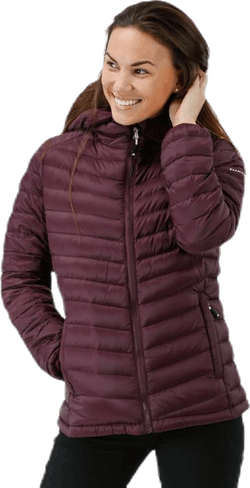 Levy Lady Jacket Red