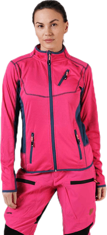 Draft Jacket W Pink