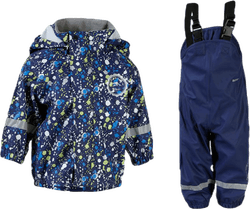 Umbrella Set Kid Blue