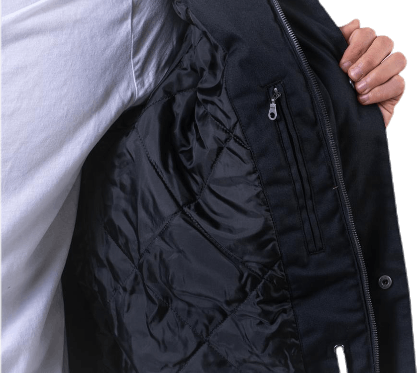 Miguel Jacket Black