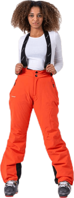 Tech Pants Orange