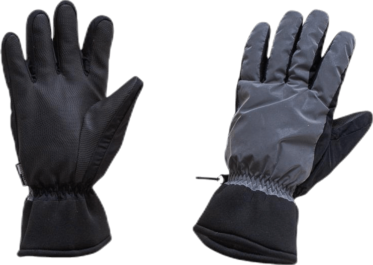 Lenny Gloves Silver