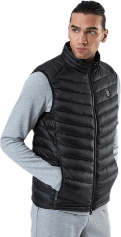 Philip Vest Black