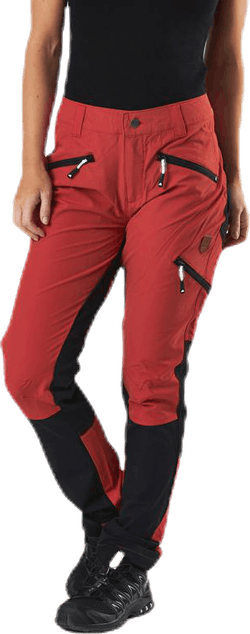 Flexi Lady Pants Red