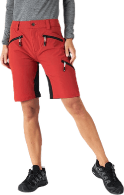 Flexi Lady Shorts Red