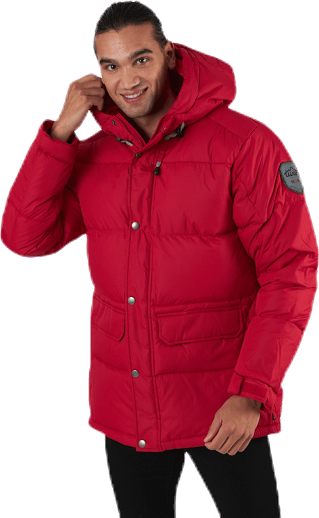 North Pole Jacket Red