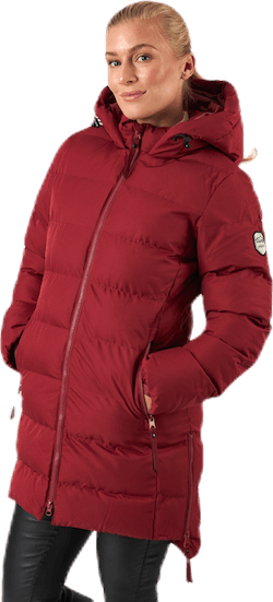 Mina Jacket Red